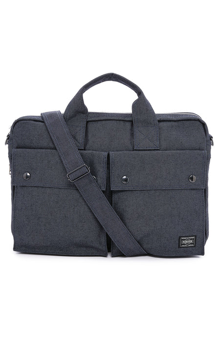 Smoky 2 Way Briefcase
