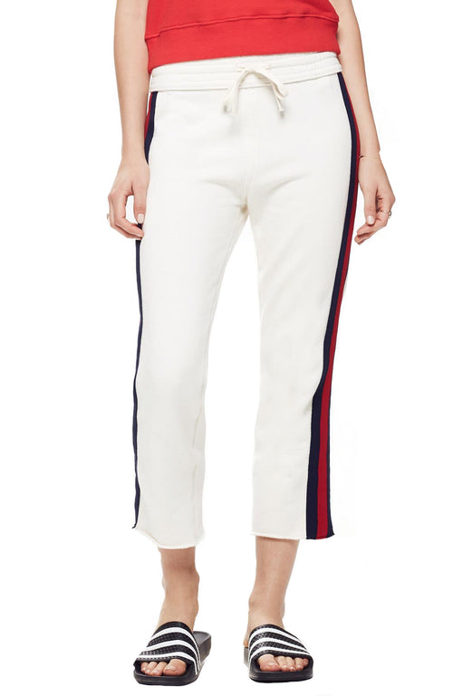 Slim Gym Fray Track Pant