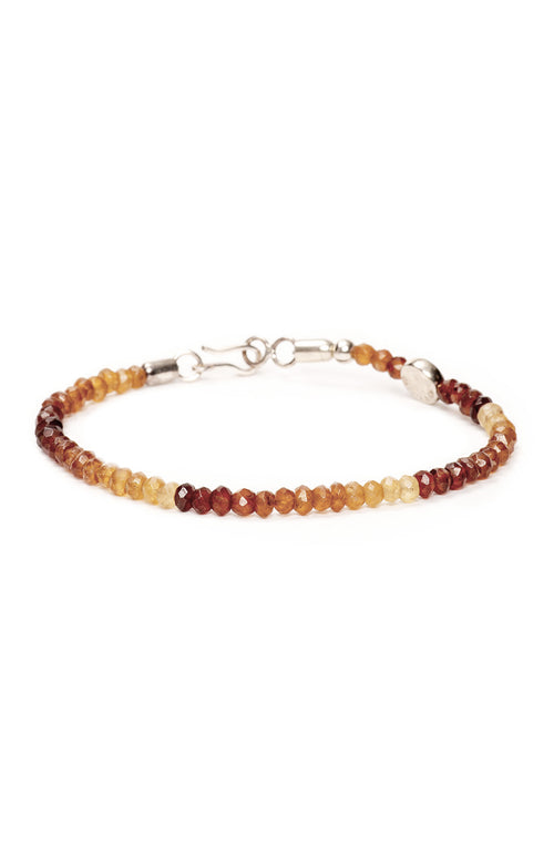 Caputo & Co Yellow Garnet Ombre Bracelet at Ron Herman