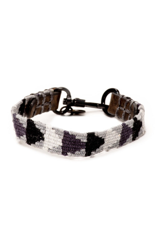Caputo & Co Handwoven Bracelet at Ron Herman