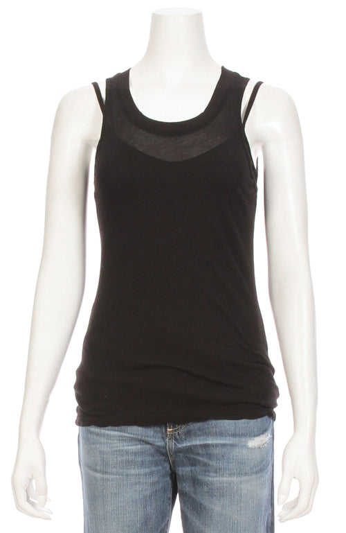 Sheer Double Layer Tank