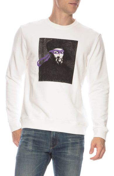The Art of Scribble Donnie Sweatshirt at Ron Herman