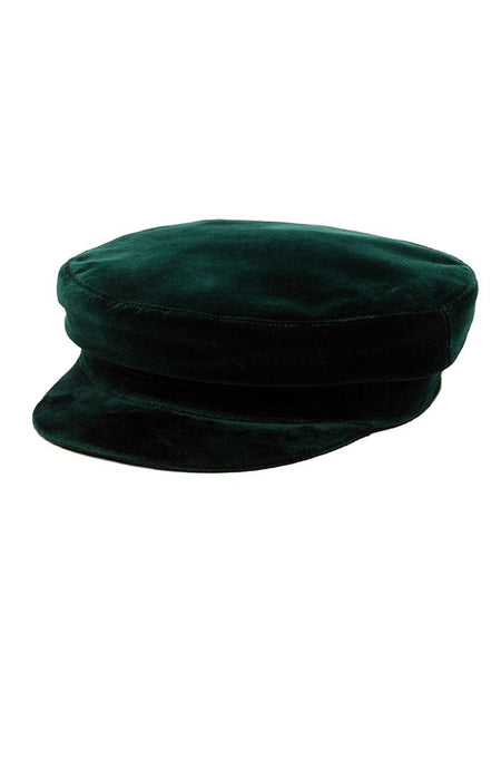 Mattie Velvet Fisherman Hat