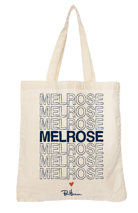 Exclusive MELROSE Tote Bag