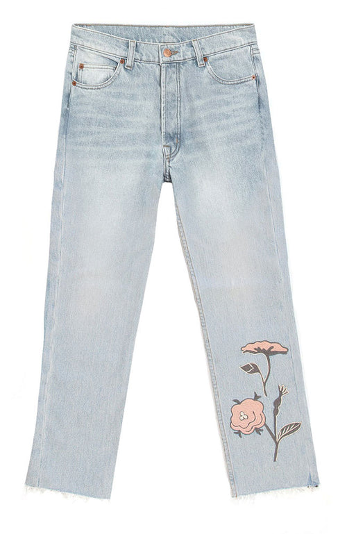 Venus Flower Denim