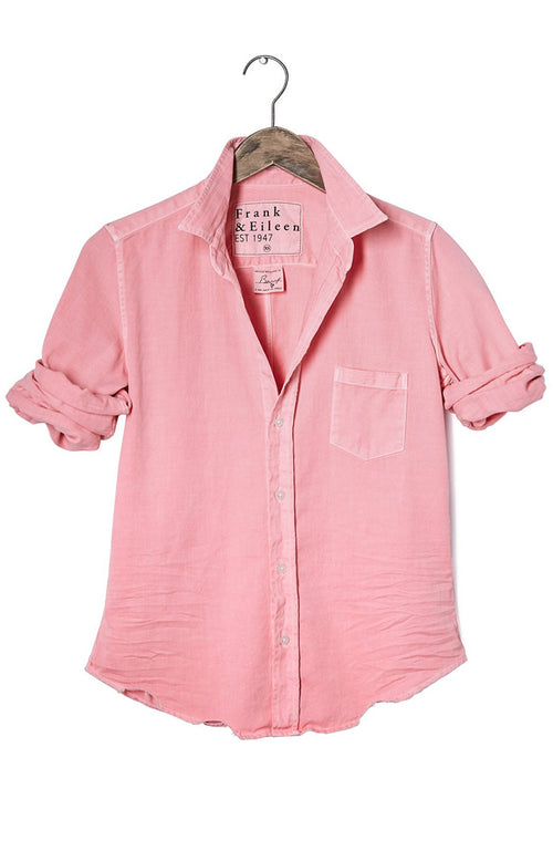 Womens Barry Stonewashed Neon Sherbert Shirt