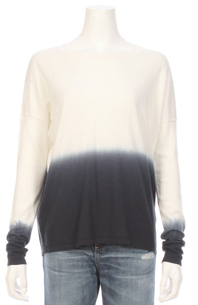 Cassi Dip Dye Long Sleeve Tee