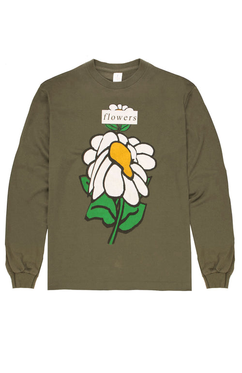 Hazy Daisy Long Sleeve T-Shirt