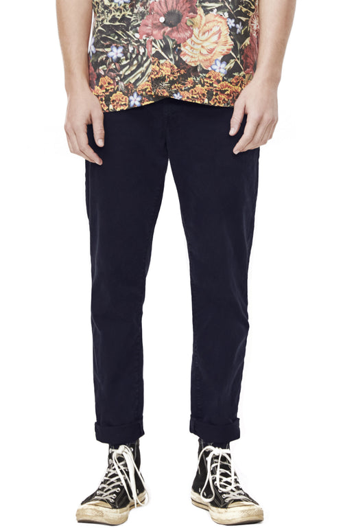 The Shaker Prep Pant in Killing Time Navy