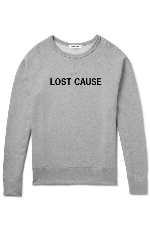 Lost Cause Crew Sweatshirt