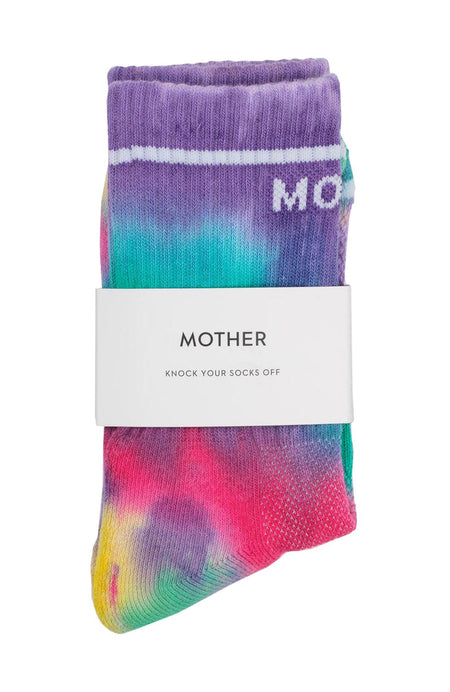 Tie Dye Mother F Socks