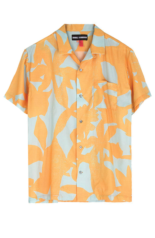 Sun Children Short Sleeve Hawaiian Shirt