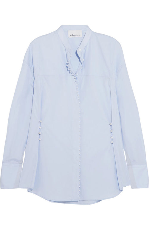 Pearl Button Down Shirt