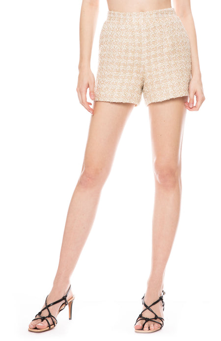 Ashton Tweed Shorts