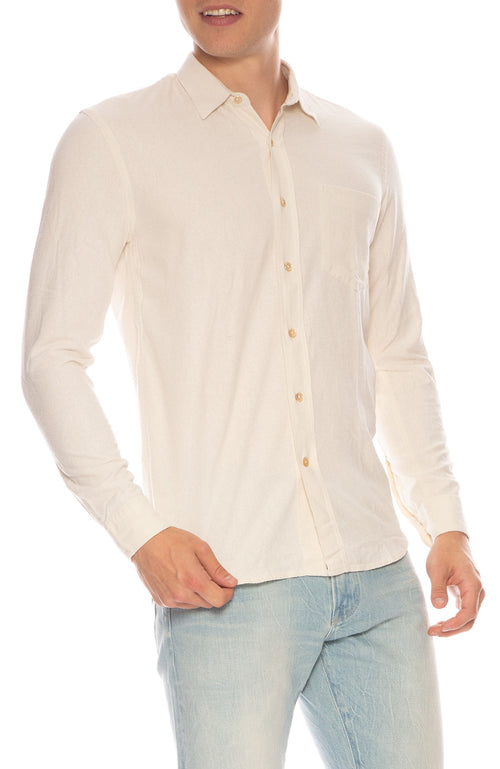 Raw Silk Shirt