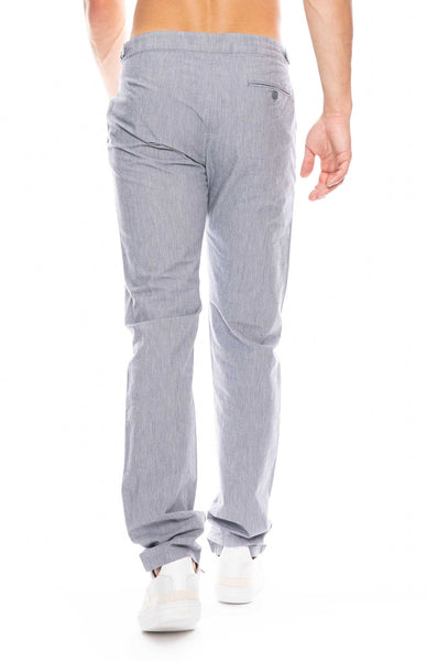 Campbell Fine Stripe Pants