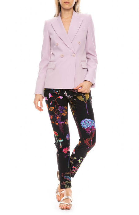 Christine Floral Trousers