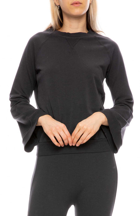 Sunday Bell Sleeve Pullover