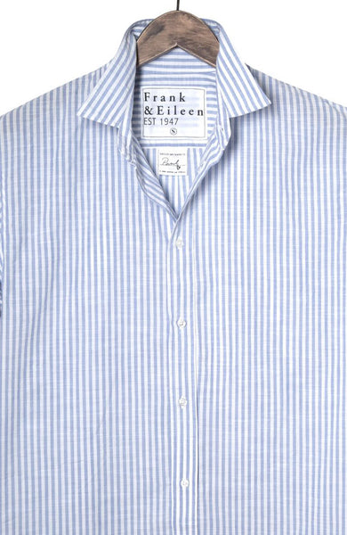 Mens Paul Limited Edition Vertical Stripes Cotton Shirt