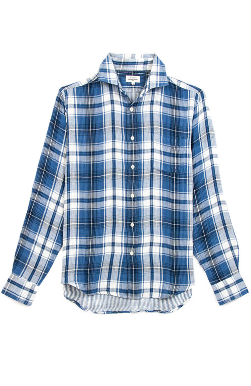 Paul Woven Double Face Shirt