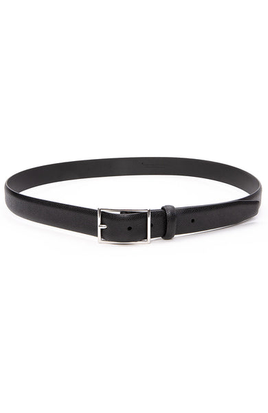 Anderson's Textured Leather Belt at Ron Herman