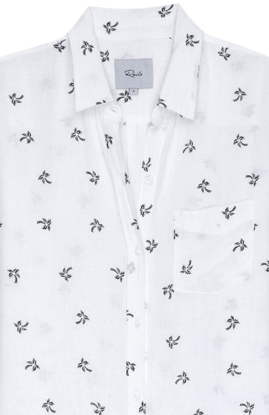 Charli Palm Tree Shirt