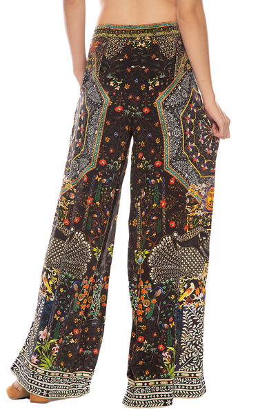 Behind Closed Doors Wide Leg Pant