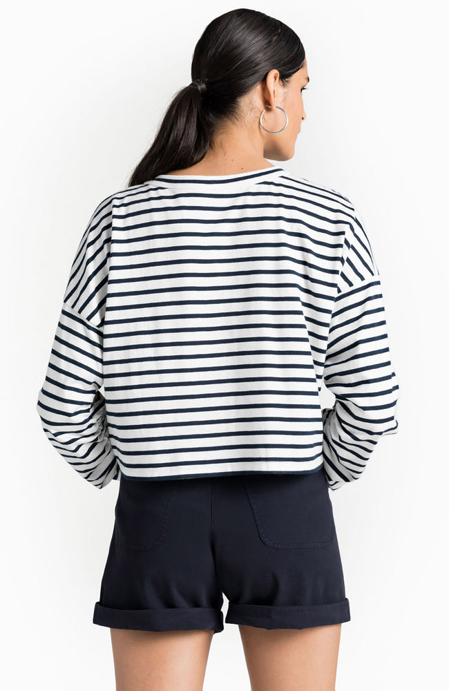 Madison Long-Sleeve Tee