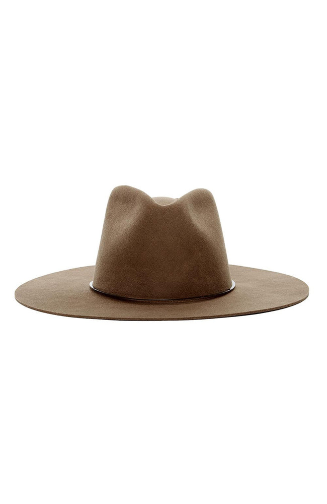 Janessa Leone Neil Hat in Camel