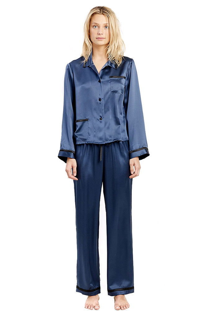 Chantal Silk PJ Pant