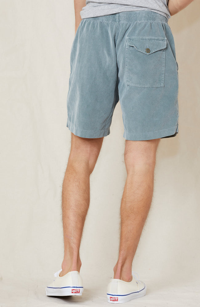 16 Wale Corduroy Easy Shorts