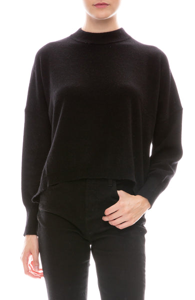 Makayla Crew Neck Sweater