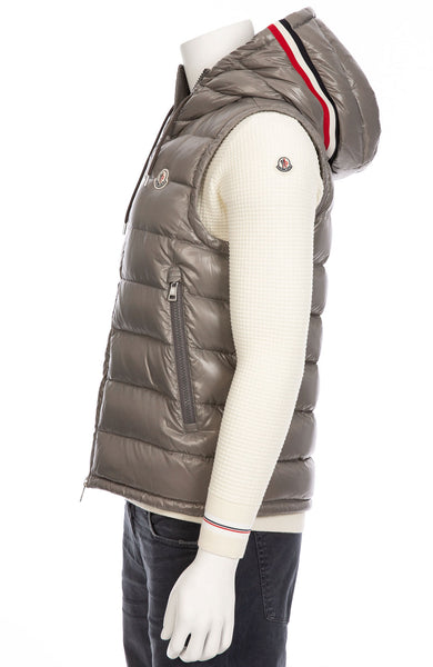 Lanoux Hooded Puffer Vest
