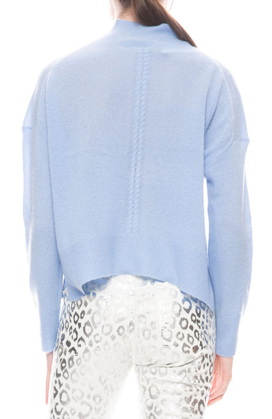 Emily High Neck Sweater