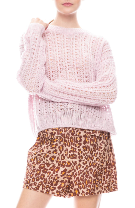 June Chunky Knit Sweater