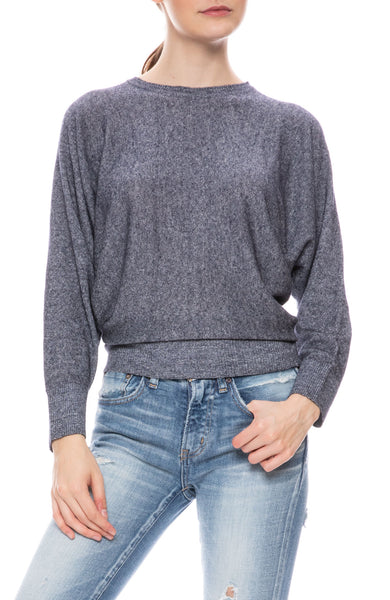 Dyed Cashmere Blend Sweater