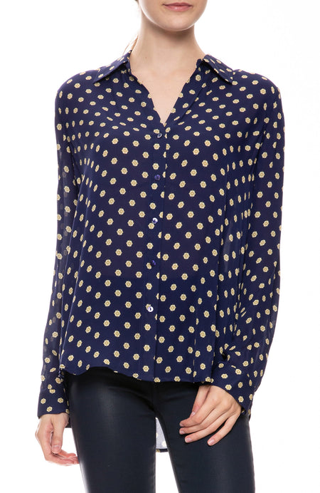 Nina Long Sleeve Blouse