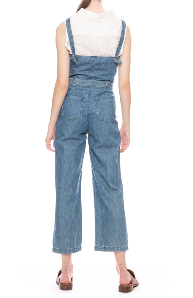 Emma Denim Jumpsuit