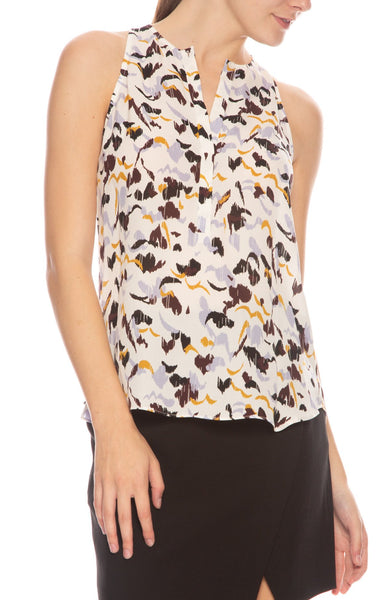 Lennox Silk Tank Top