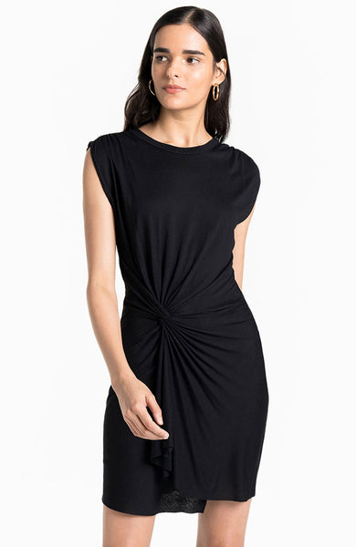 Elsie Knot Front Dress