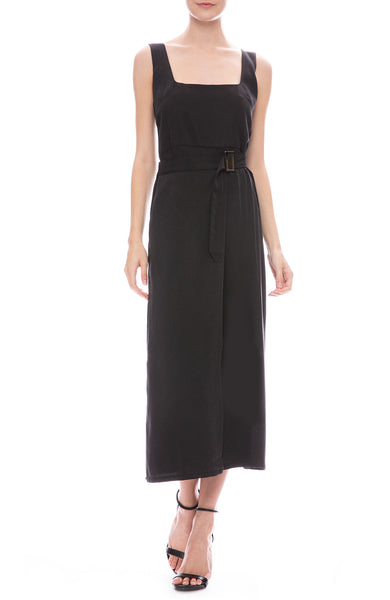 Shaina Mote Kado Dress in Onyx Black