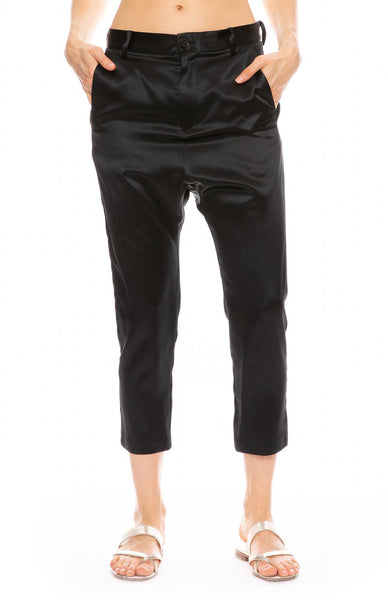 Silk Paris Pant