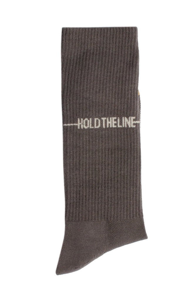 Hold The Line Socks