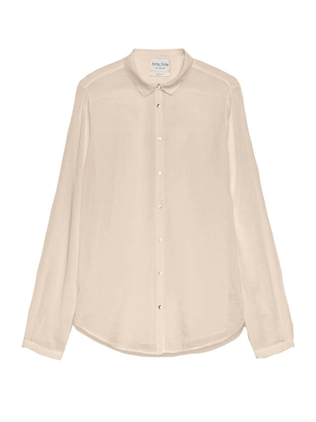Voile Button Up Shirt