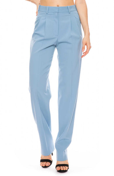 Lizette Trousers in Mineral Blue