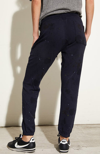 Sayde Paint Splatter Sweatpants