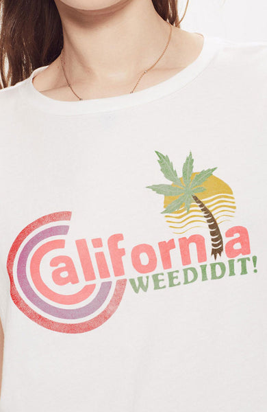 Cali Did It Tee