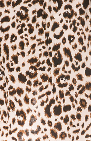 Stella Leopard Print Dress