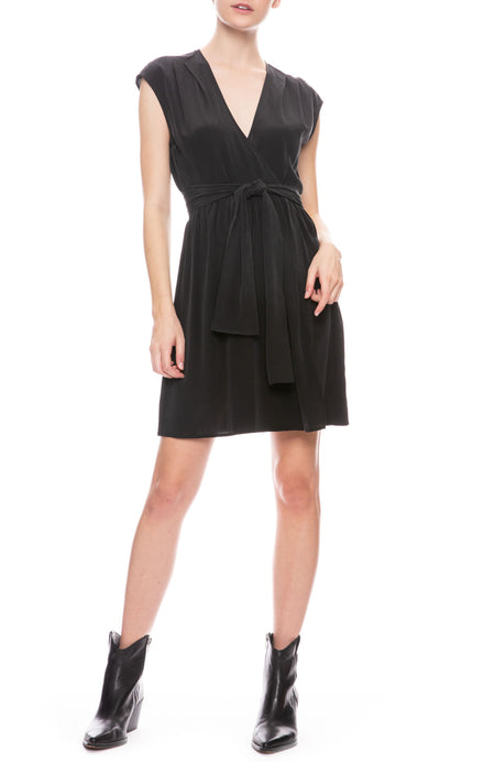 Karina Pleated Dress