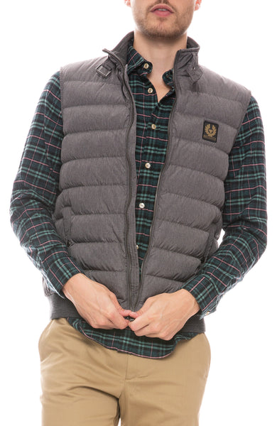 Circuit Quilted Gilet